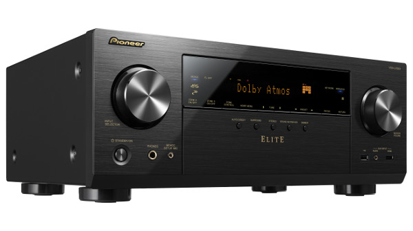 Pioneer Rounds Out Elite Series with $699 AVR