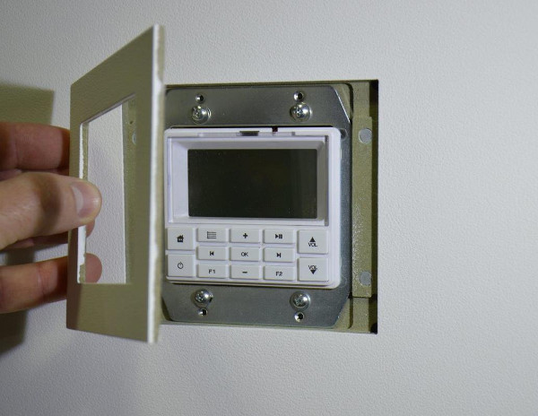 Wall-Smart Kits Now Available for Russound Keypads