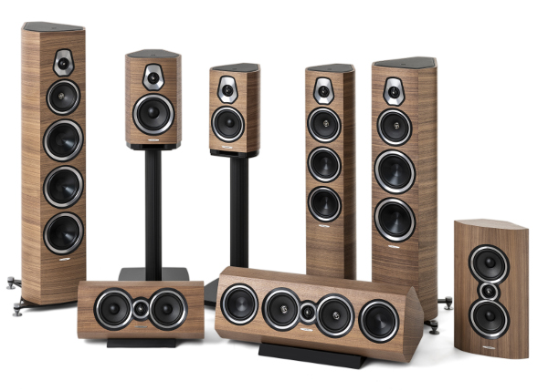 Sonus faber Announces Sonetto Collection