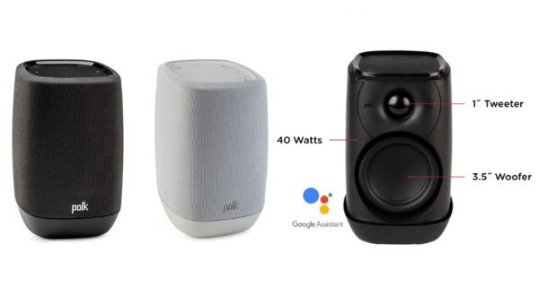 Polk Taps Google Assistant for First Smart Speaker