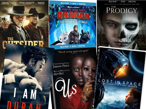 Movies Headed for Disc