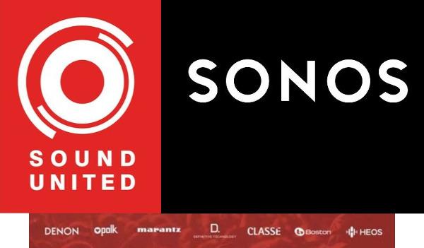 Sound United & Sonos Settle Patent Infringement Suit