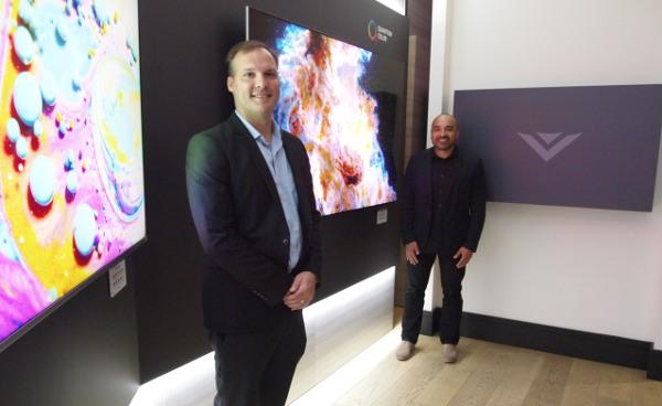 Vizio's New 4K TV Lineup Has 10 Quantum-Dot Models