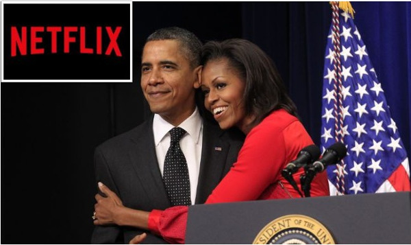 Netflix Forms Storytelling Partnership With the Obamas