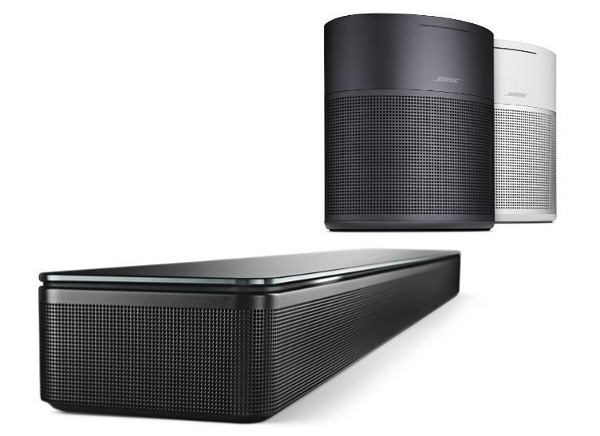 Bose Adds Google Assistant to Speakers, Soundbars