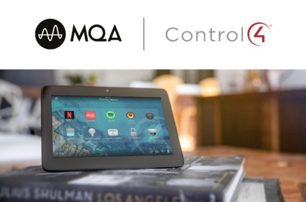 Control4's MQA Support a First for Home Automation