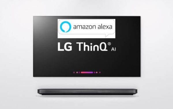LG's 2018 AI-Enabled TVs Now Support Alexa and Google Assistant