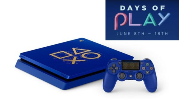 Sony Brings Back 'Days of Play(station)' Promo, Announces New PS4