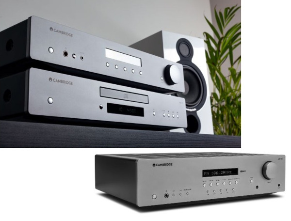 Cambridge Audio Unveils Affordable Hi-Fi Separates