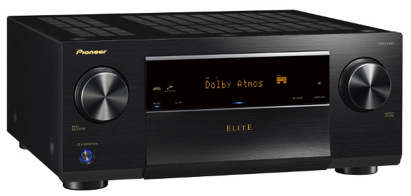 Pioneer's New 9.2-Ch AVR Targets Cinephiles, Gamers