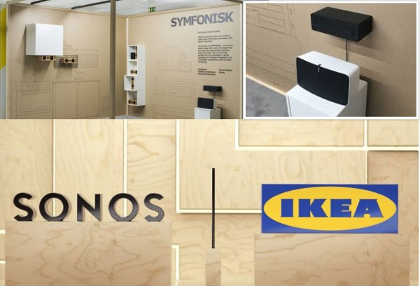 Sonos and IKEA Collaborate On Smart Speaker