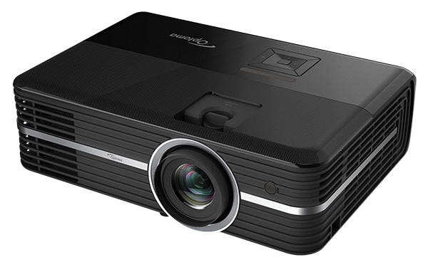 Optoma Smart Projector Now Speaks Google and Alexa