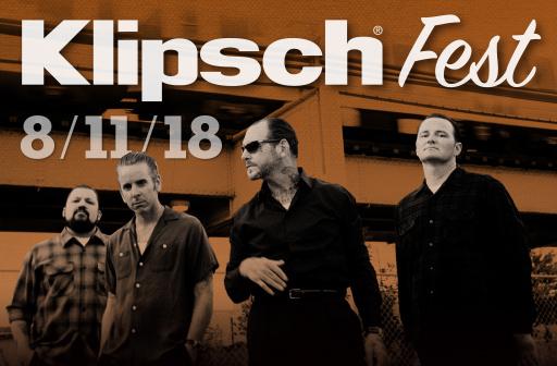 Social Distortion to Headline Klipsch Fest