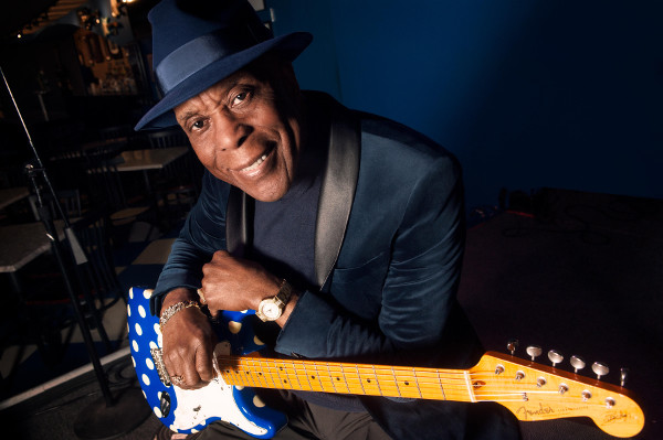 Bluesmaster Buddy Guy Is