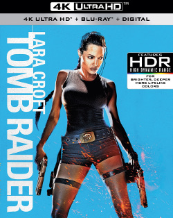Lara Croft Tomb Raider Review Sound Vision