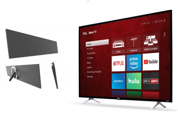 TCL and Mohu Giving Away 103 'Cord Cutting' TV Bundles