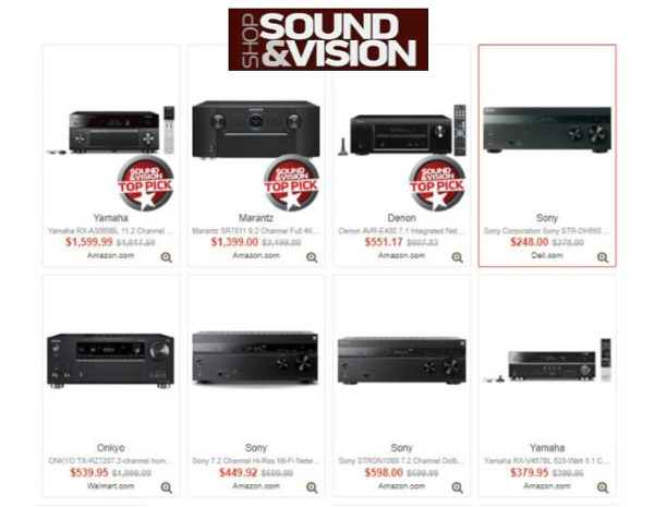 Huge 4th of July Sale at Shop Sound & Vision!