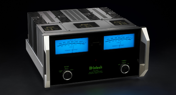 McIntosh Unveils New Super 'Quad Balanced' Amplifier