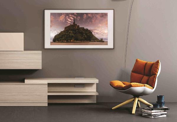 Samsung Updates The Frame Lifestyle TV