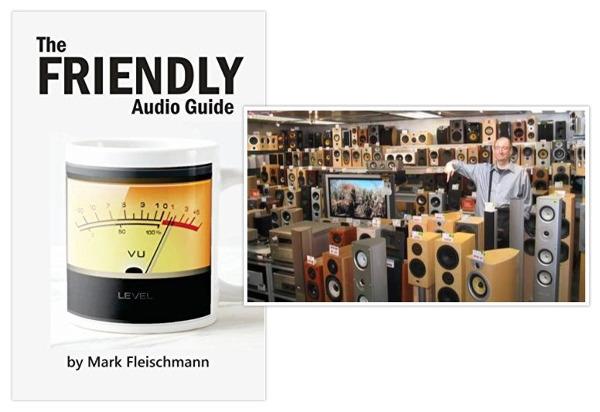 Mark Fleischmann Publishes 'Friendly Audio Guide'