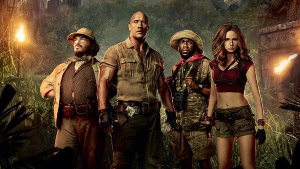 Jumanji: Welcome to the Jungle (UHD Blu-ray)