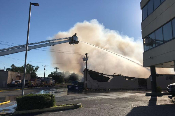 MSE Audio's Soundsphere Facility Lost to Fire