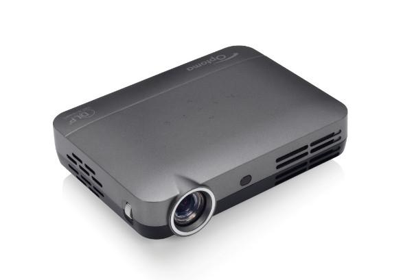 Optoma Mini LED Projector Boasts Media Player