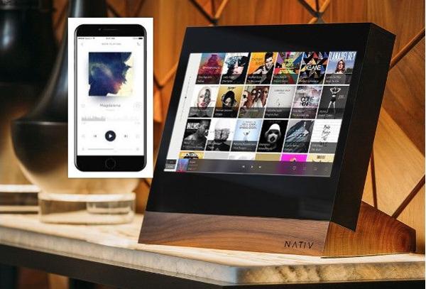 Nativ Unveils Control Apps for Hi-Res Music Server