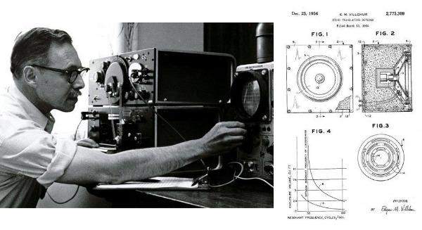 Audio Pioneer Edgar Villchur Makes 2018 Hall of Fame