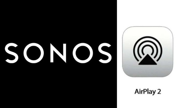 Sonos Speakers Now Work with AirPlay 2