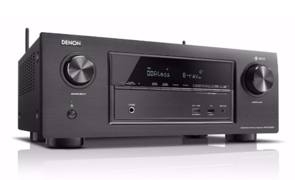 Denon Unveils 'Fully Loaded' $1,000 AVR
