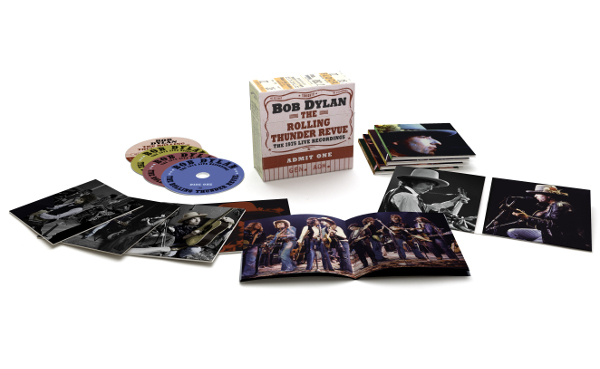 Bob Dylan: The Rolling Thunder Revue – The 1975 Live Recordings