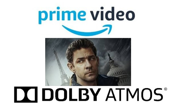 Amazon Prime Video to Support Dolby Atmos
