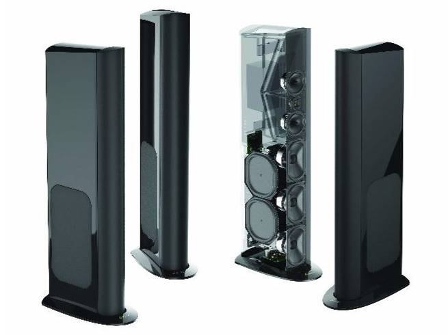 GoldenEar's Triton Reference Arrives in Stores