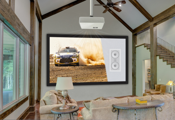 Severtson Ships Acoustically-Transparent 4K Screen