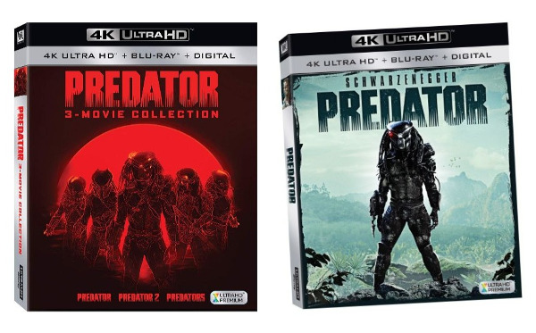 'Predator' Heading for 4K Blu-ray