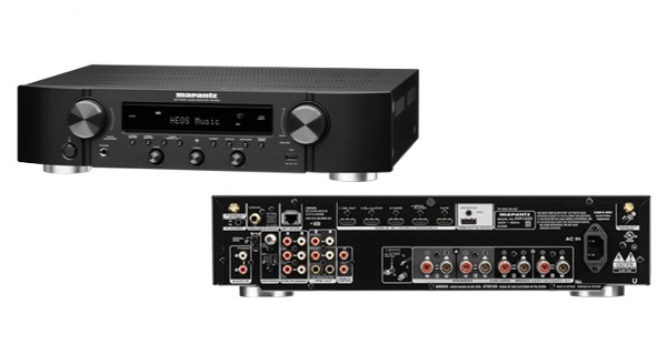 Marantz Unveils $549 Hi-Res-Capable Stereo Receiver