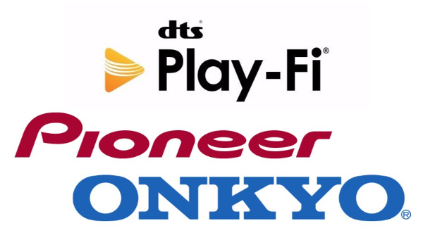 Onkyo and Pioneer Announce DTS Play-Fi Updates