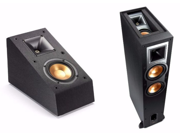 Klipsch Adds Atmos-Enabled Reference Series Models