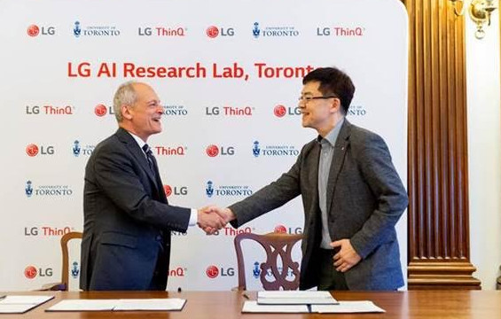 LG Embraces AI with New Research Lab