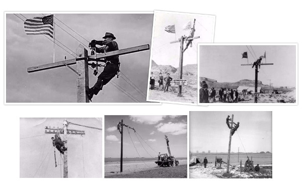 Flashback 1914: Transcontinental Phone Line Finished