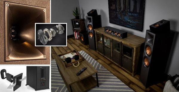 Klipsch Unveils Enhanced Reference Series Speakers