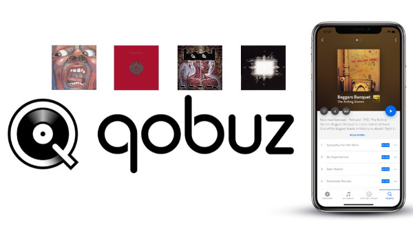Qobuz: We Got King Crimson in Hi-Res (and Lots More) | Audio