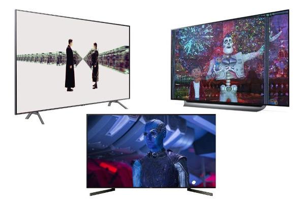 Best TVs: 3 Top Brands, 3 Top Picks