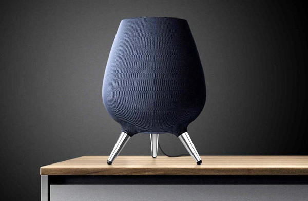 Samsung Previews Smart Speaker