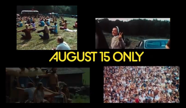 Back to the Garden: 'Woodstock' in Theaters Thursday