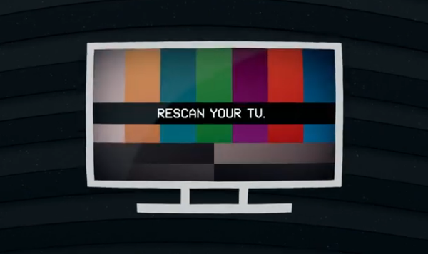 If You Get Your TV Off-Air, Channel Rescanning May Be in Your Future