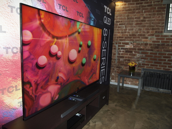 TCL Adds Quantum Dots, Mini-LEDs, Atmos to New TVs