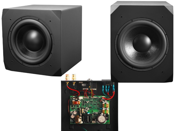 Emotiva Ships Affordable High-Power Subs, Monoblock Amp