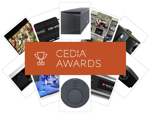 CEDIA Announces Best New Product Finalists